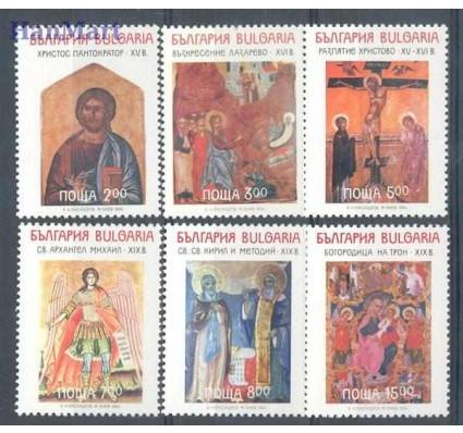 Znaczek Bułgaria 1994 Mi 4130-4135 Czyste **