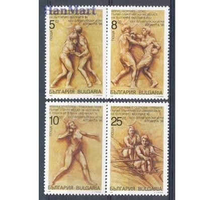 Bułgaria 1996 Mi 4227-4230 Czyste **