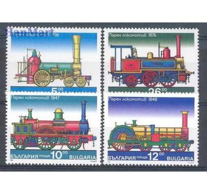 Bułgaria 1996 Mi 4251-4254 Czyste **