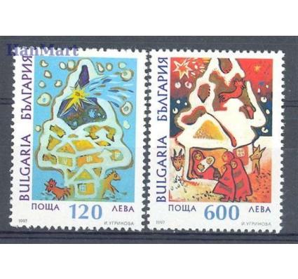 Znaczek Bułgaria 1997 Mi 4312-4313 Czyste **