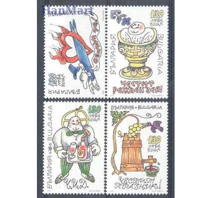Bułgaria 1998 Mi 4365-4368 Czyste **