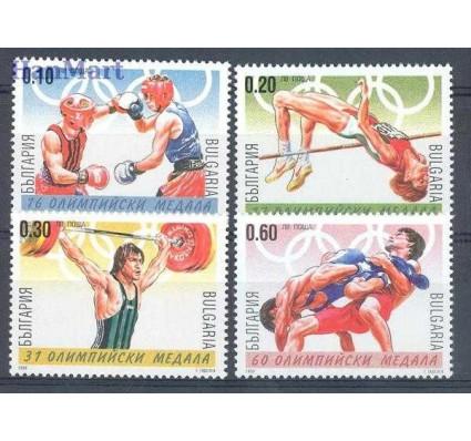 Bułgaria 1999 Mi 4429-4432 Czyste **