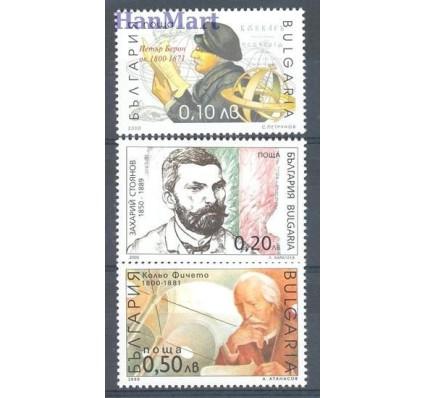 Bułgaria 2000 Mi 4450-4452 Czyste **