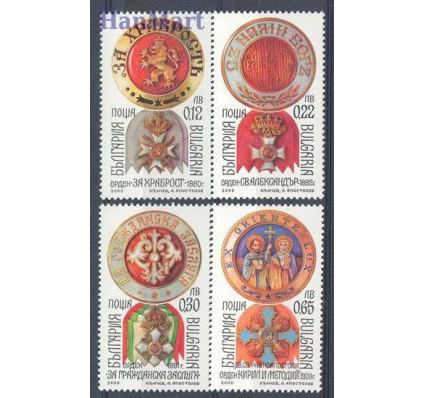 Bułgaria 2000 Mi 4493-4496 Czyste **