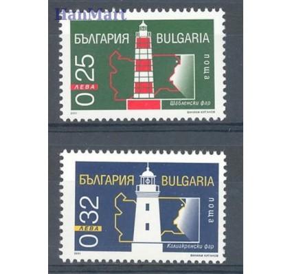 Bułgaria 2001 Mi 4533-4534ya Czyste **
