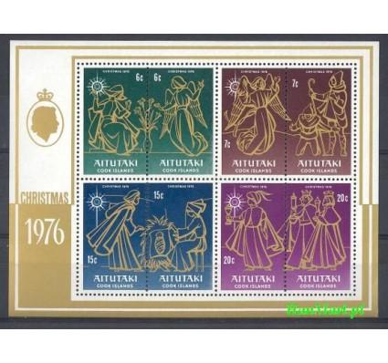 Aitutaki 1976 Mi bl 11 Czyste **
