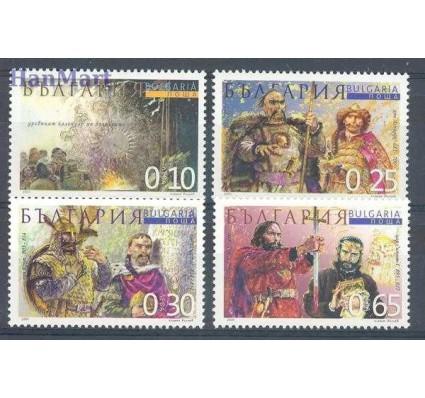 Bułgaria 2001 Mi 4539-4542 Czyste **