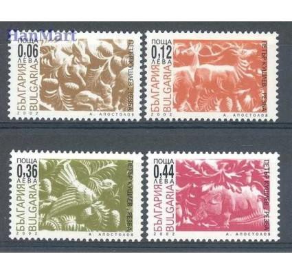 Znaczek Bułgaria 2002 Mi 4571-4574 Czyste **
