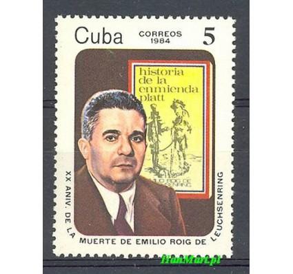 Znaczek Kuba 1984 Mi 2875 Czyste **
