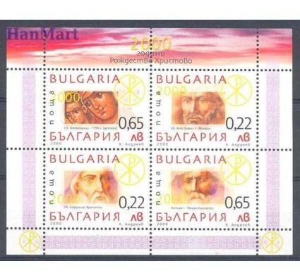 Bułgaria 2000 Mi bl 245 Czyste **