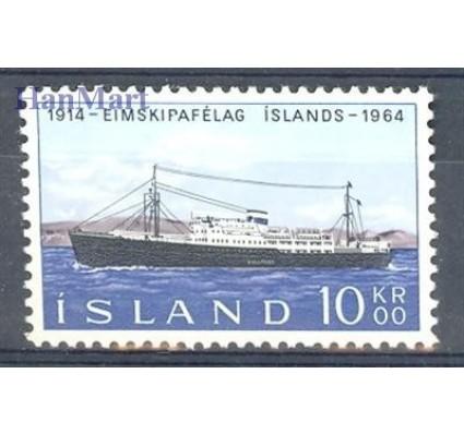 Islandia 1964 Mi 377 Czyste **