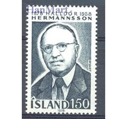 Islandia 1978 Mi 538 Czyste **
