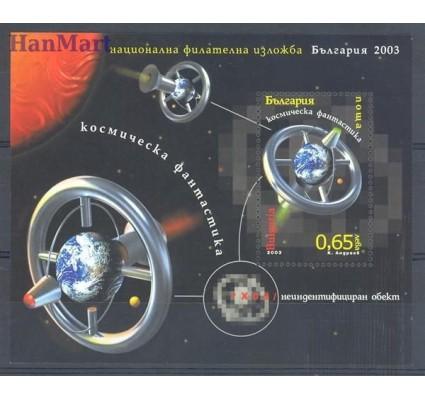 Bułgaria 2003 Mi bl 258 Czyste **