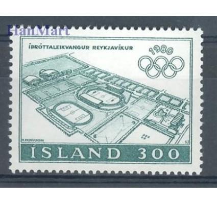 Islandia 1980 Mi 555 Czyste **
