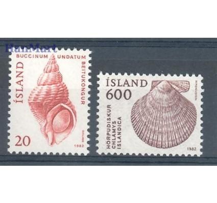 Islandia 1982 Mi 576-577 Czyste **