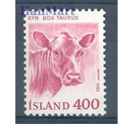 Znaczek Islandia 1982 Mi 581 Czyste **