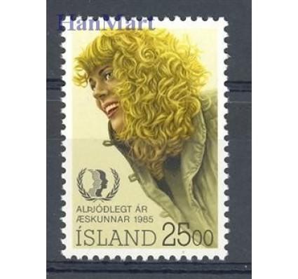 Islandia 1985 Mi 635 Czyste **