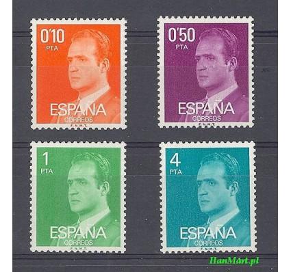 Hiszpania 1977 Mi 2279-2282x Czyste **