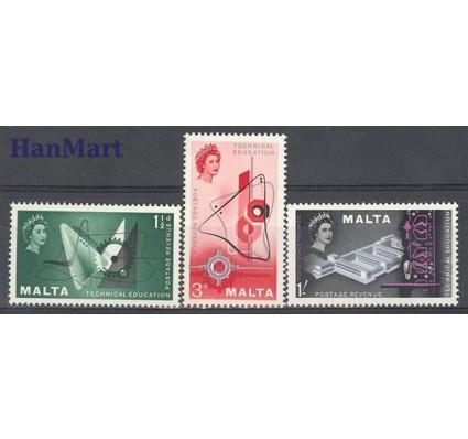 Malta 1958 Mi 257-259 Czyste **