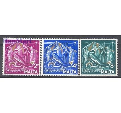 Znaczek Malta 1964 Mi 298-300 Czyste **