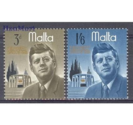 Malta 1966 Mi 342-343 Czyste **