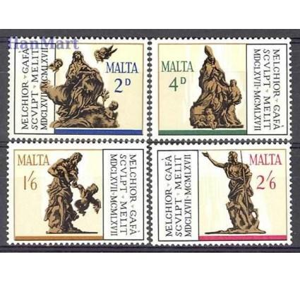 Znaczek Malta 1967 Mi 356-359 Czyste **