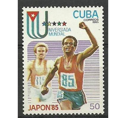 Znaczek Kuba 1985 Mi 2961 Czyste **