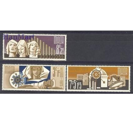 Malta 1973 Mi 478-480 Czyste **