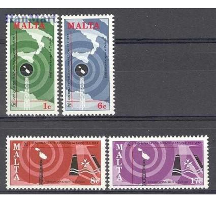 Malta 1977 Mi 550-553 Czyste **