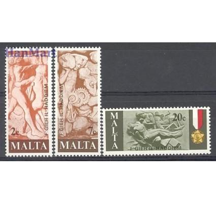 Znaczek Malta 1977 Mi 556-558 Czyste **