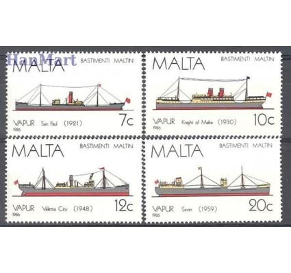Malta 1986 Mi 758-761 Czyste **