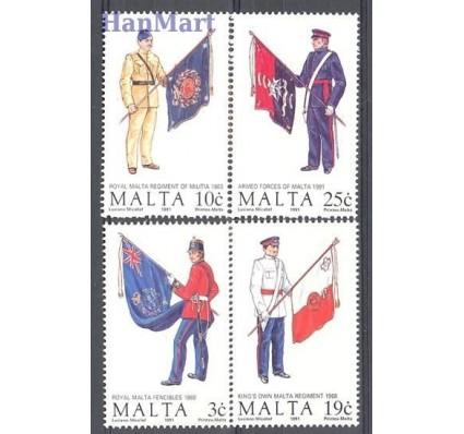 Malta 1991 Mi 859-862 Czyste **