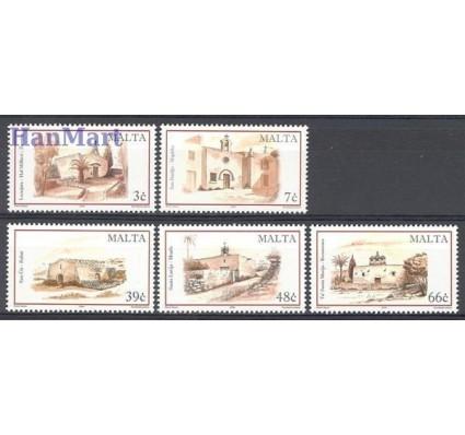 Malta 2004 Mi 1345-1349 Czyste **