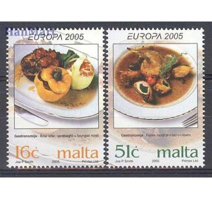 Znaczek Malta 2005 Mi 1398-1399 Czyste **