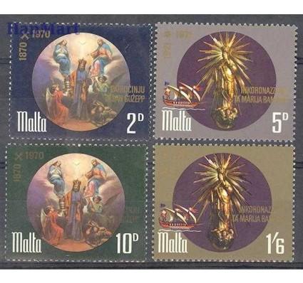 Znaczek Malta 1971 Mi 425-428 Czyste **
