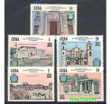 Znaczek Kuba 1985 Mi 2974-2978 Czyste **