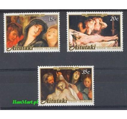 Aitutaki 1977 Mi 251-253 Czyste **