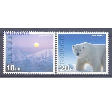 Norwegia 1996 Mi 1202-1203 Czyste **