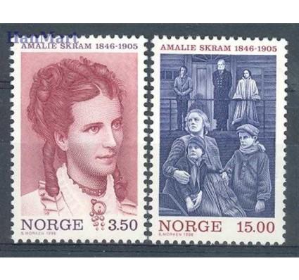 Norwegia 1996 Mi 1226-1227 Czyste **