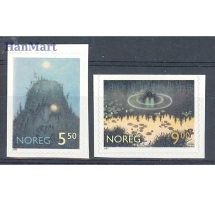 Norwegia 2003 Mi 1463Dl-1464Do Czyste **