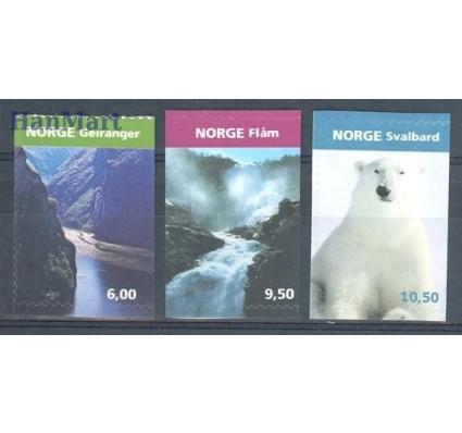 Znaczek Norwegia 2005 Mi 1531-1533Dr Czyste **
