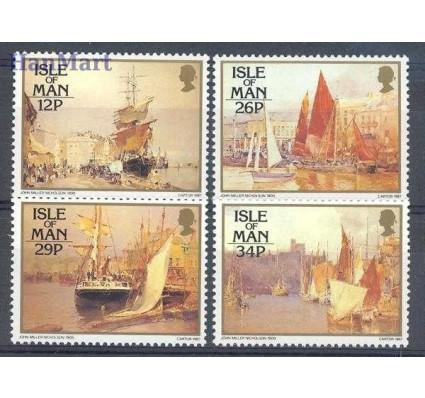 Wyspa Man 1987 Mi 331-334 Czyste **