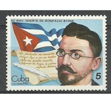 Znaczek Kuba 1986 Mi 3028 Czyste **