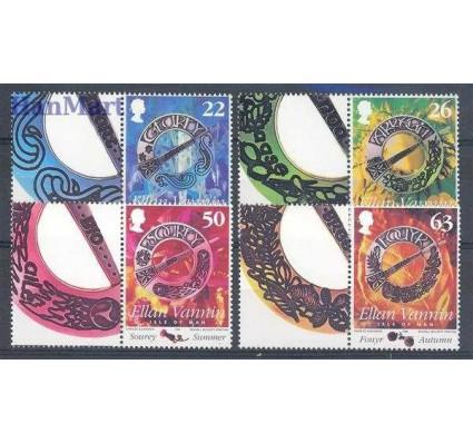 Wyspa Man 1999 Mi zf 810-813 Czyste **