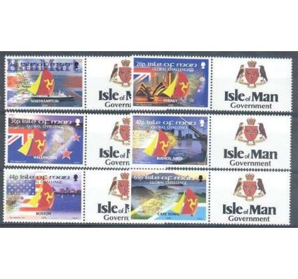 Wyspa Man 2000 Mi zf 883-888 Czyste **