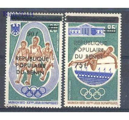 Znaczek Benin 1985 Mi 411 Czyste **