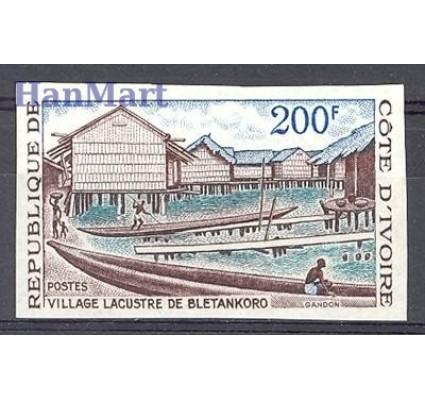 Znaczek Wybrzeże Kości Słoniowej 1973 Czyste **