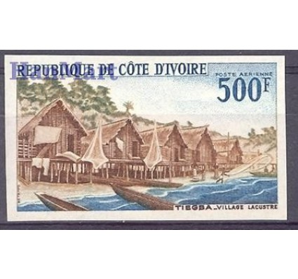 Wybrzeże Kości Słoniowej 1968 Czyste **