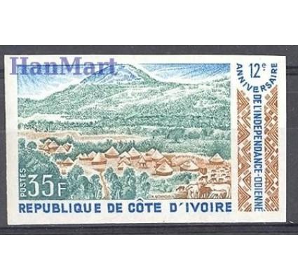Wybrzeże Kości Słoniowej 1972 Czyste **