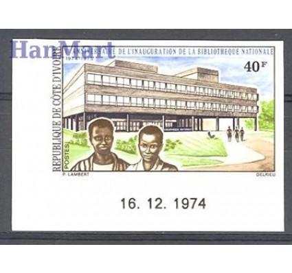 Znaczek Wybrzeże Kości Słoniowej 1975 Czyste **